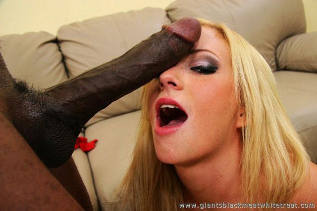 Giants Black Meat White Treat Review - Huge Black Dick